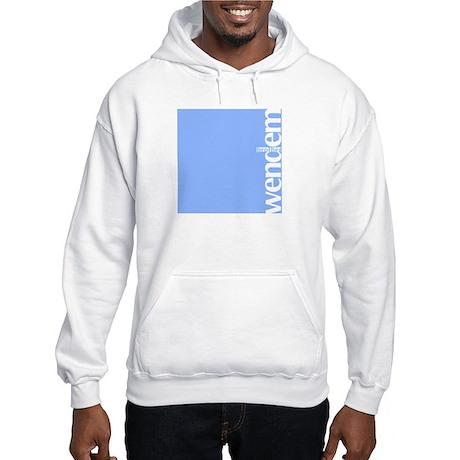 Brother in Amharic: Ice Hooded Sweatshirt