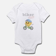 Biker Chick Infant Bodysuit