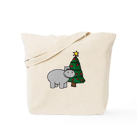 """""""I want a hippopotamus Christ Tote Bag"""