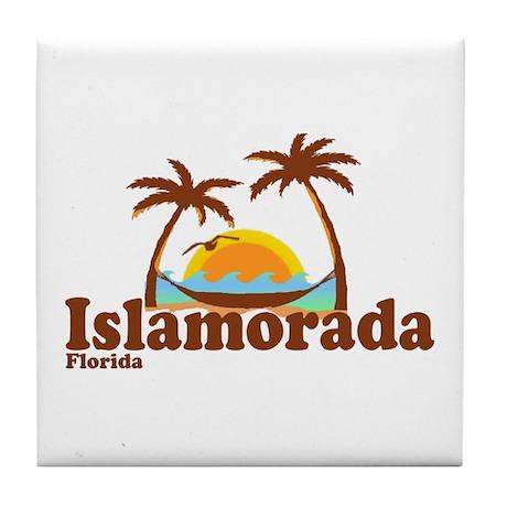 Islamorada FL Tile Coaster