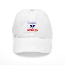 PARAMEDIC/EMT Baseball Cap