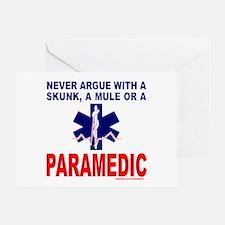 PARAMEDIC/EMT Greeting Card