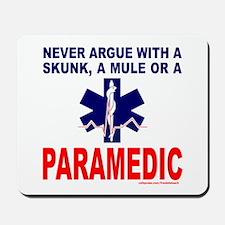 PARAMEDIC/EMT Mousepad