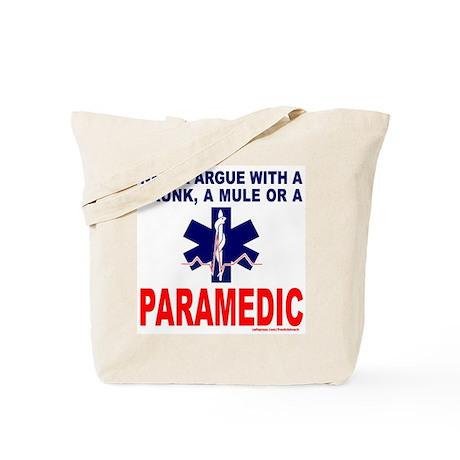 PARAMEDIC/EMT Tote Bag