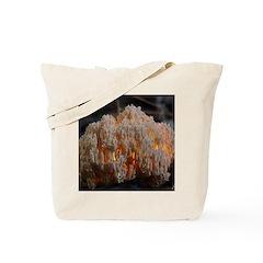 Coral Fungus Tote Bag