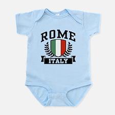 Rome Italy Infant Bodysuit