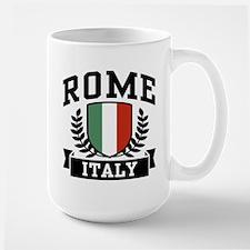 Rome Italy Large Mug