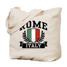Rome Italy Tote Bag
