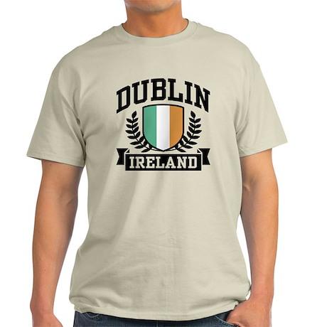 Dublin Ireland Light T-Shirt