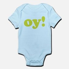 oy! Infant Bodysuit