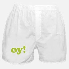 oy! Boxer Shorts