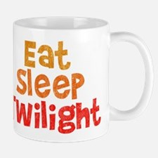 Eat Sleep Twilight Mug
