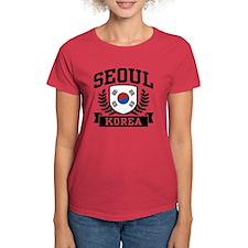 Seoul Korea Tee