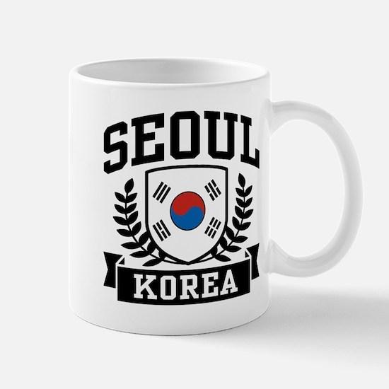 Seoul Korea Mug
