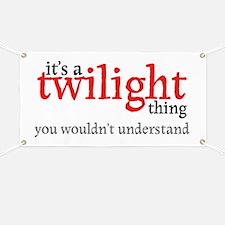 Twilight Thing Banner