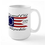 1787 Grand Old Republic Large Mug