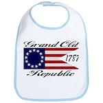 1787 Grand Old Republic Bib