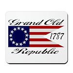 1787 Grand Old Republic Mousepad