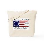 1787 Grand Old Republic Tote Bag