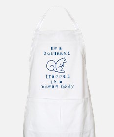 I'm a Squirrel BBQ Apron