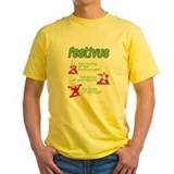 Airing of grievances Mens Yellow T-shirts