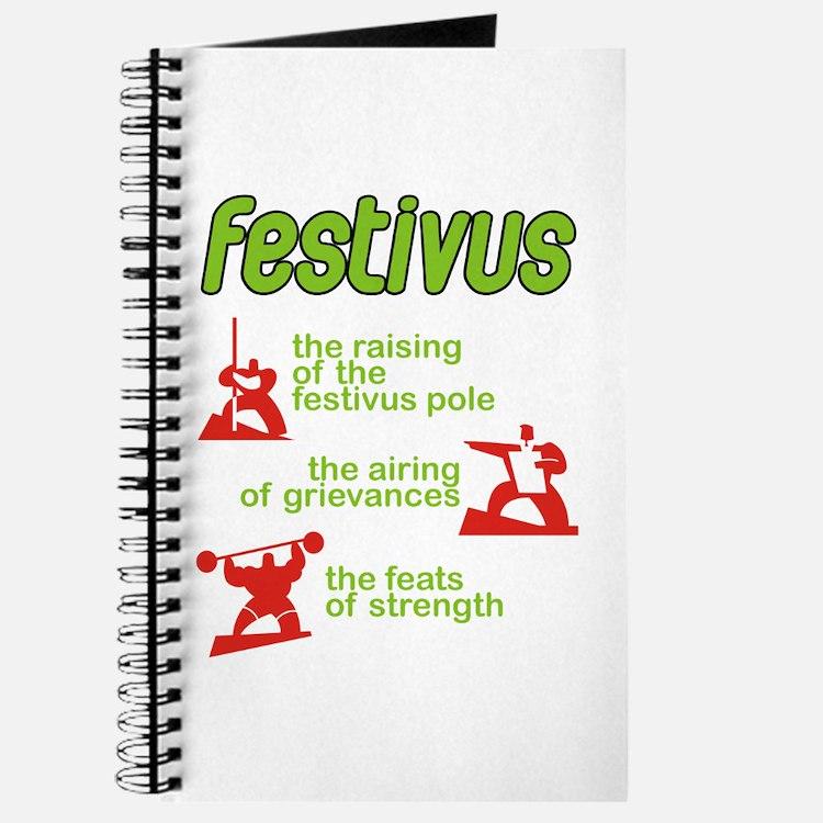 festivus! Journal