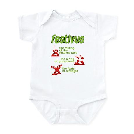 festivus! Infant Bodysuit