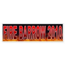 Fire John Barrow (sticker)