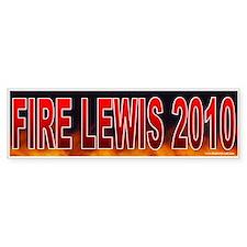 Fire John Lewis (sticker)