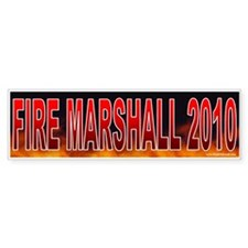 Fire Jim Marshall (sticker)