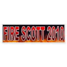 Fire David Scott (sticker)