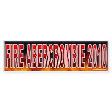 Fire Neil Abercrombie (sticker)