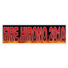 Fire Mazie Hirono (sticker)