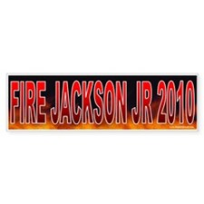 Fire Jesse Jackson Jr. (sticker)
