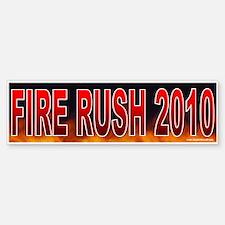 Fire Bobby Rush (sticker)