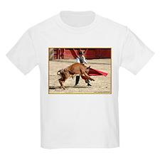 Brave Boy Kids T-Shirt