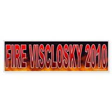 Fire Peter Visclosky (sticker)
