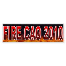 Fire Joseph Cao (sticker)