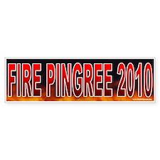 Fire Chellie Pingree (sticker)