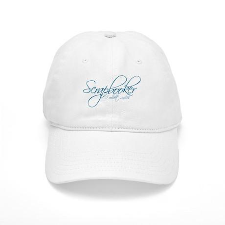 Scrapbooker - I collect smiles Cap