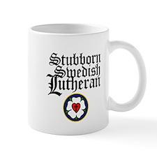 Stubborn Swedish Lutheran Mug