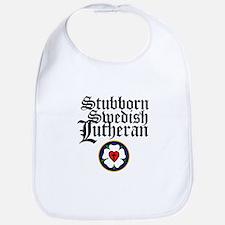 Stubborn Swedish Lutheran Bib