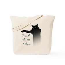Tacgnol Prophecy Tote Bag