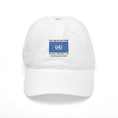 United Nations Baseball Cap