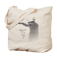 Longcat Risen Tote Bag