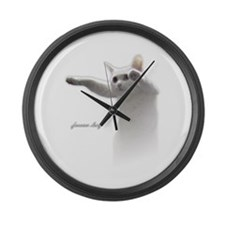 Forever Longcat Large Wall Clock