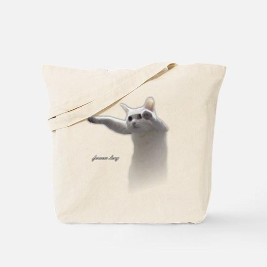 Forever Longcat Tote Bag