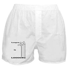 Longcat is Long Boxer Shorts