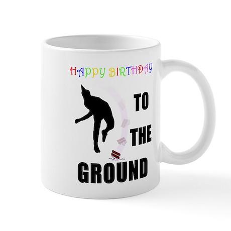 Colorful Happy Birthday to th Mug