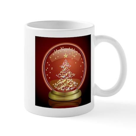 Snow Globe Mug